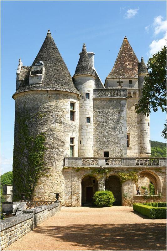Chateau de Milandes, Dordogne, France