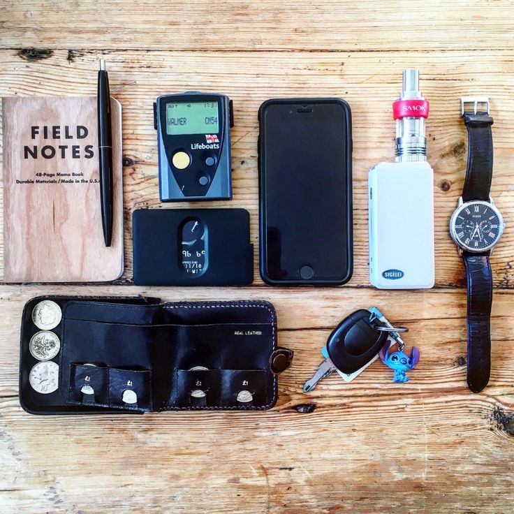 This is my everyday carry as a bar manager living on the coast - bar manager