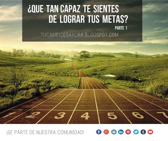 Te invito a evaluar y conocer cuáles son tus límites y que tan capaz eres de lograr ese sueño o meta que tienes.  #consejos #reflexiones #blog #metas #cambios