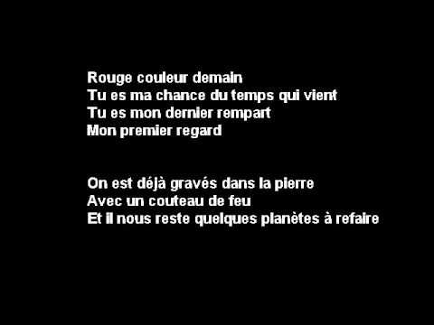 MARIO PELCHAT - QUAND ON Y CROIT +++ PAROLES