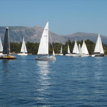 End of season sailing regatta 2014- Corfu
