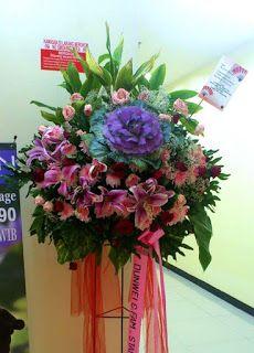 Kirim bunga untuk pembukaan toko di wilayah Jakarta Barat, Jakarta Selatan, Jakarta Utara, Jakarta Pusat dan Jakarta Timur, bisa anda percay...
