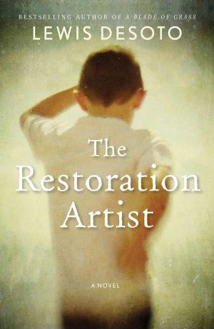 The Restoration Artist (2013) Lewis DeSoto, novel, publisher: HarperCollins Canada http://www.lewisdesoto.com/