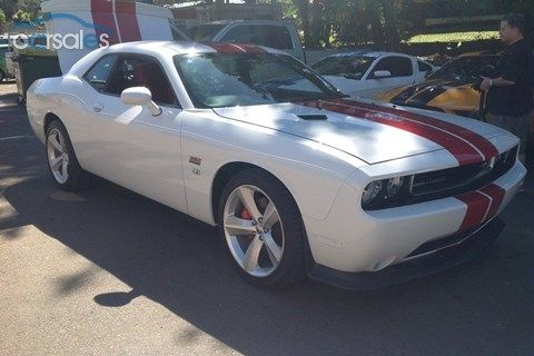 2013 Dodge Challenger SRT-8 (No Series) Cars for sale in QLD - Carsales Mobile