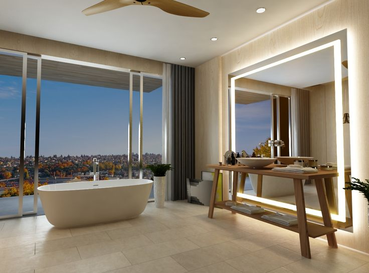 78+ images about badspiegel on Pinterest Toilets, Design and - badezimmerspiegel nach mass