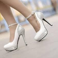 Resultado de imagen para zapatos de 15 años modernos con plataforma