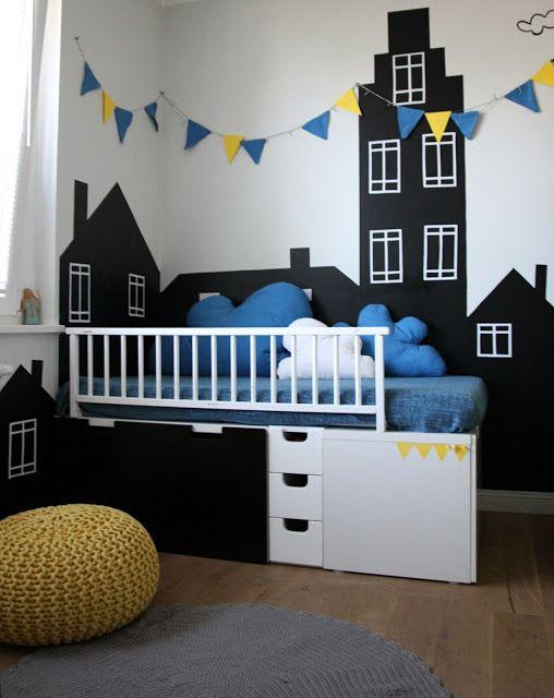 Boys room designed by msbaika