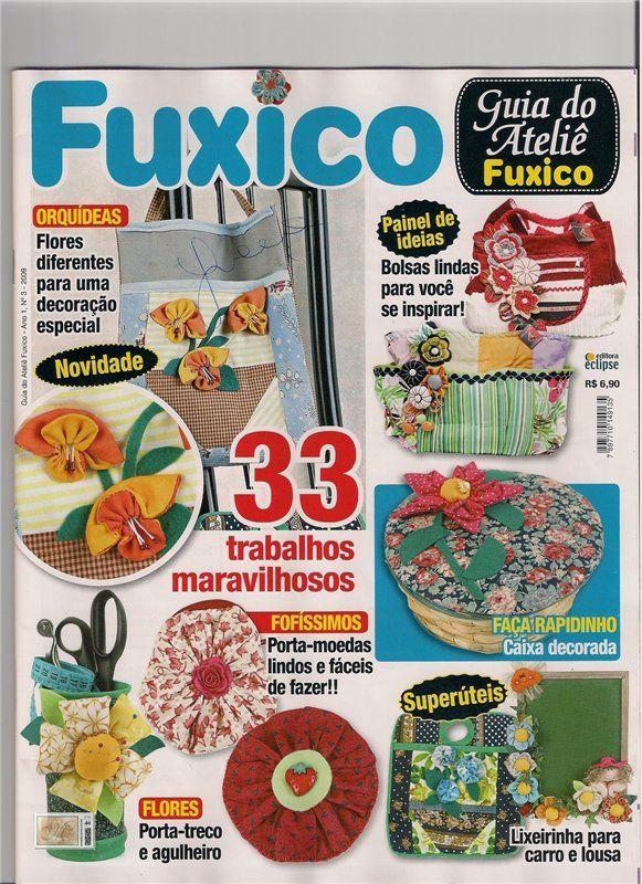 Журнал: Fuxico № 03 (шьем из лоскутов). Обсуждение на LiveInternet - Российский Сервис Онлайн-Дневников