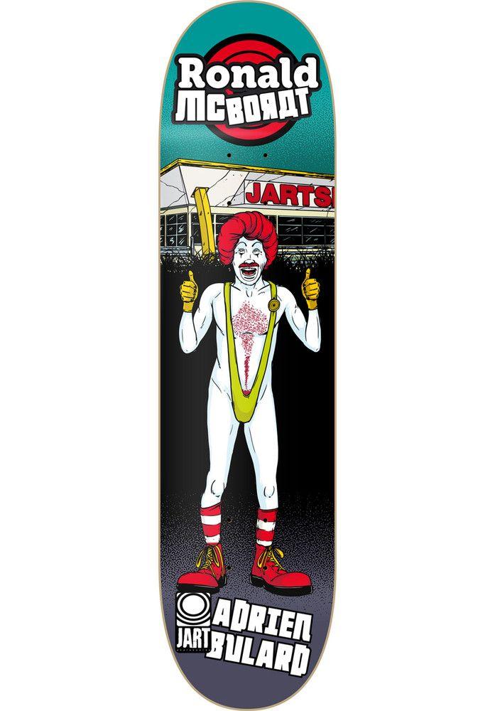 Titus DailyDeal: JART Bulard-Freak - titus-shop.com  #Deck #Skateboard #titus #titusskateshop