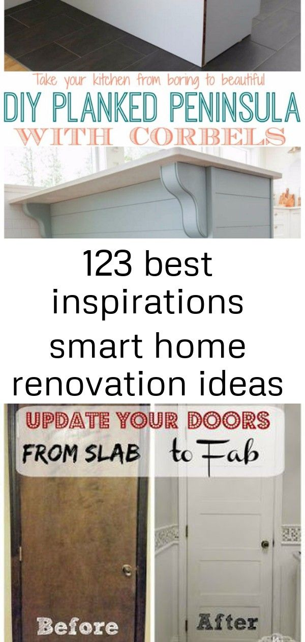 123 Best Inspirations Smart Home Renovation Ideas On A Budget 801