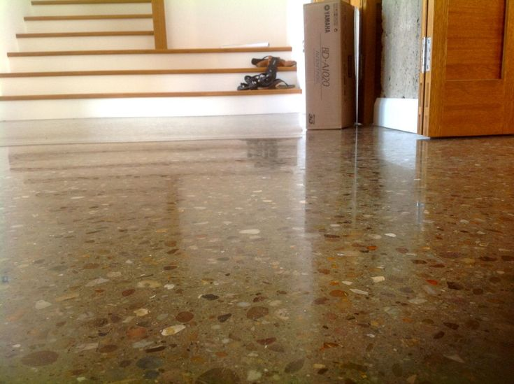 polished concrete floors - Google Search