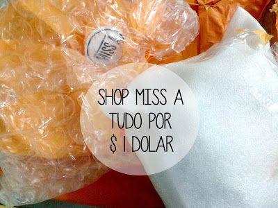 Shop Miss A : Tudo a $1 dolar