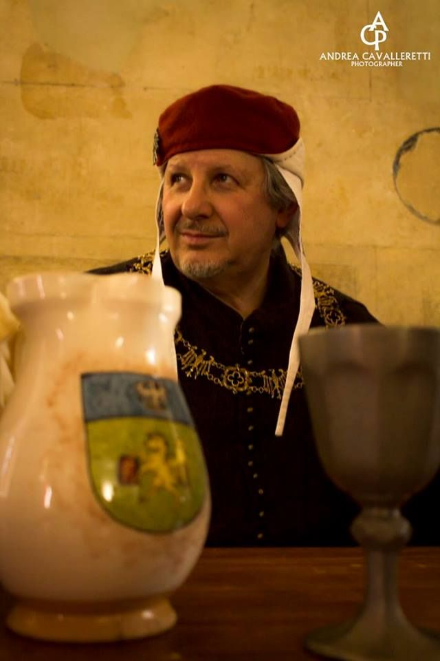 Late 14th Century Man