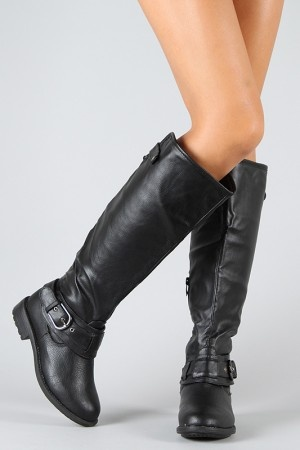 Been looking for black riding boots and I think these might be it. Amazing website with cute and affordable shoes!