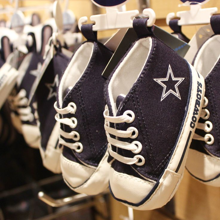In Texas, you can bet we start 'em young! Make sure everyone is ready for kickoff today with help from the Cowboys Pro Shop at Galleria Dallas. Dallas Cowboys   Cowboys Nation   Go Cowboys   Cowboys fashion   Dallas Cowboys fashion   Dallas cowboys gear   Kids fashion   Kids football gear   Dallas Cowboys Pro Shop   Galleria Dallas