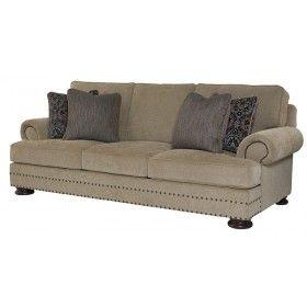 Bernhardt Fabric Foster Sofa | Sofa, Upholstered dining ...