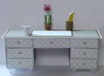 Matchbox desk (unable to trace back any further than SCS gallery).