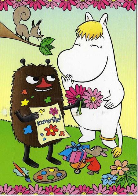 Love Moomins~