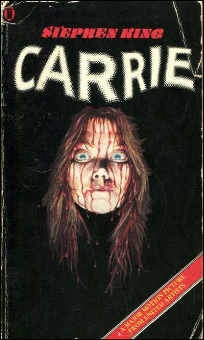 a comparison of the movie and the novel carrie by stephen king 11072018 hollywood's track record with adapting the works of stephen king is spotty at best: for every carrie or it the movie, there's a dark tower or it the.