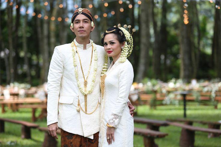 Andien Ippe: Akad Nikah Ceremony - andien aisyah pernikahan the bride dept