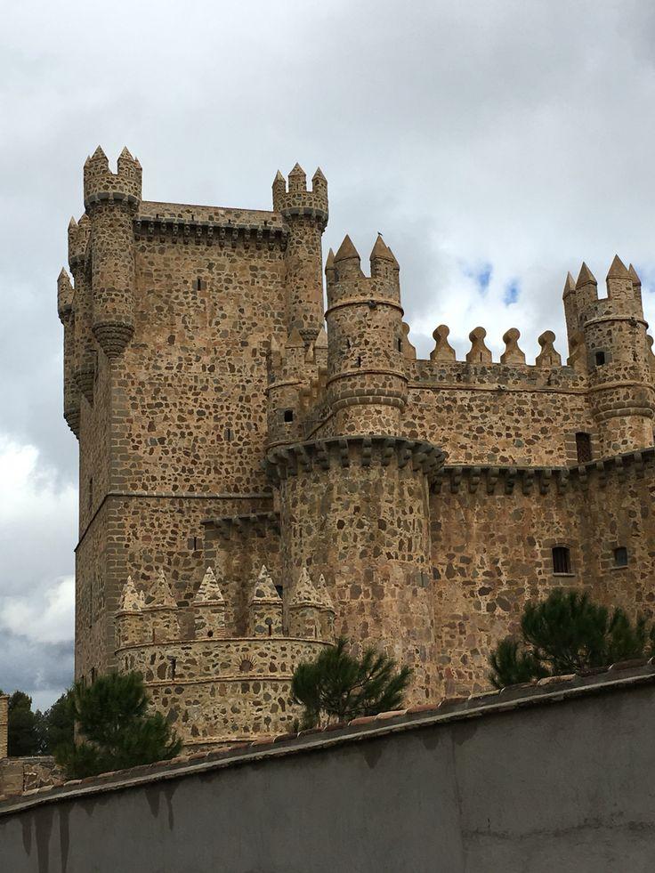Castillo de Guadamur, Toledo, Spain