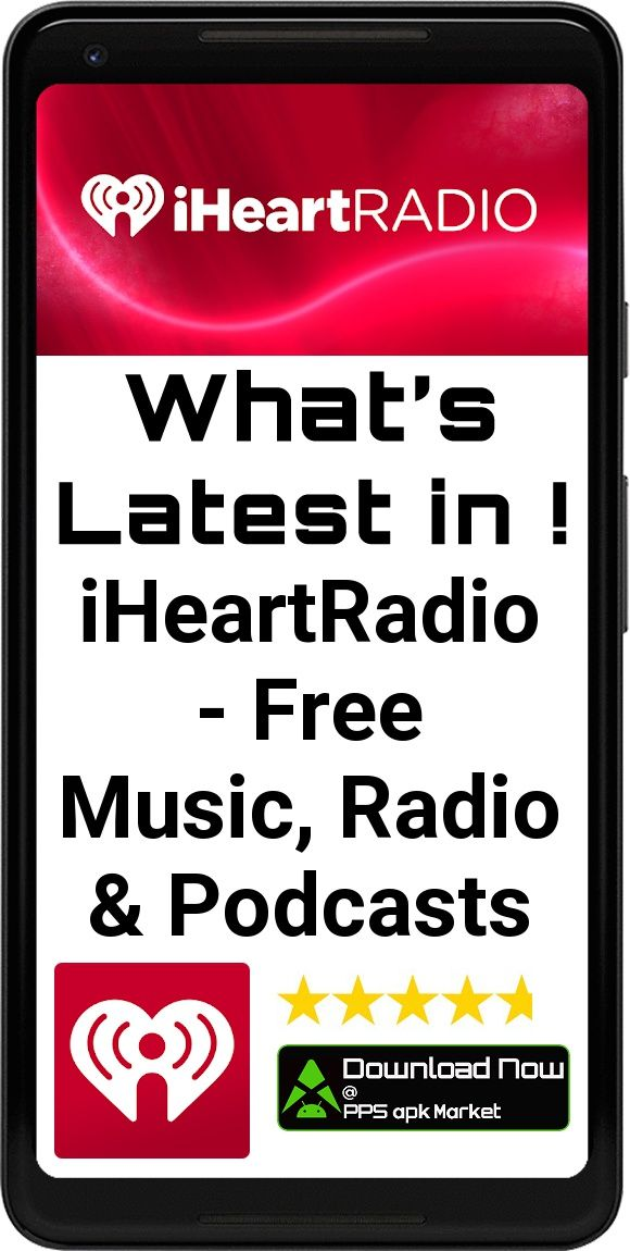 iHeartRadio - Free Music, Radio & Podcasts App - Free