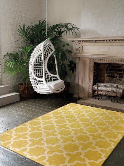Die Besten 25+ Gelbe Teppiche Ideen Auf Pinterest, Wohnzimmer Design