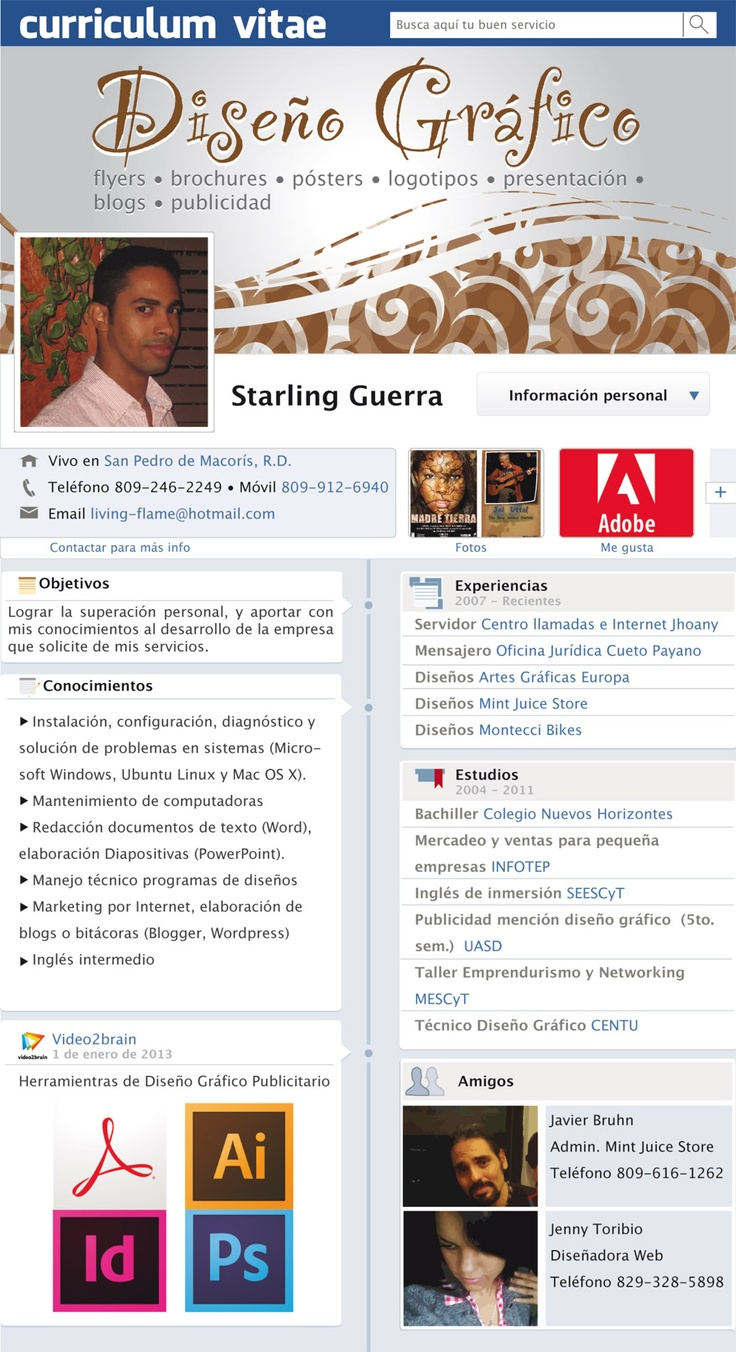 27 Best Images About Curriculum Vitae On Pinterest