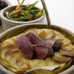 Lamb lancashire hotpot recipe