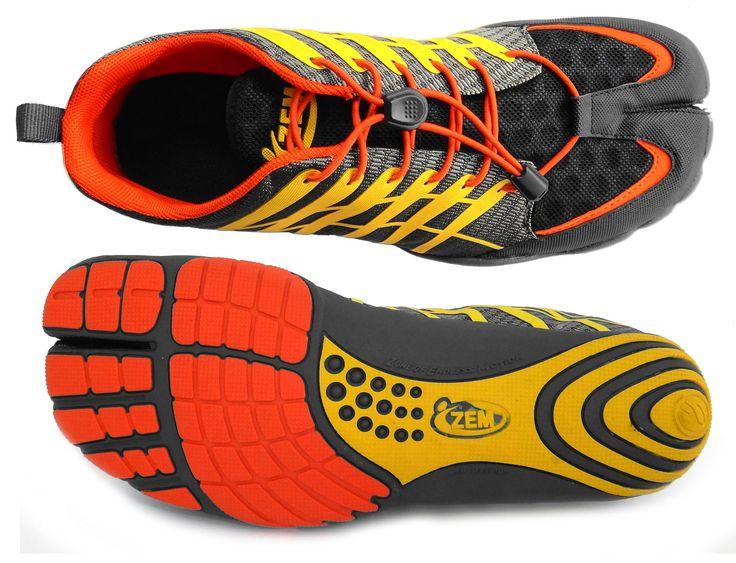 Zemgear Terra Tech Ninja Split Toe All Terrain Minimalist Shoes