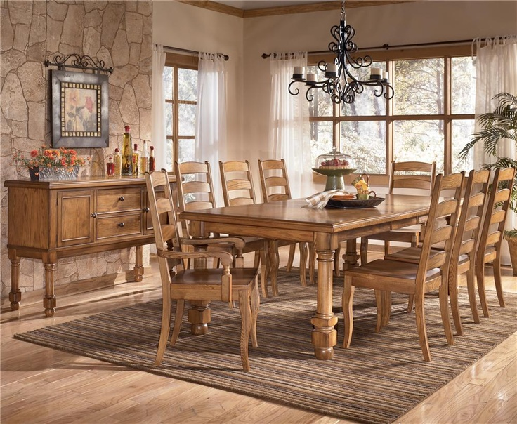 Ashley Furniture Formal Dining Sets 23 best dining room ideas images on pinterest | dining room sets