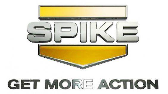 Spike TV Logo - H 2012