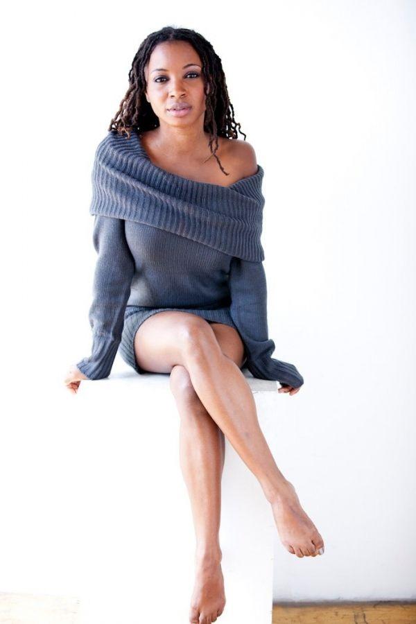 Shanola Hampton Hot Shameless Veronica V Gemini
