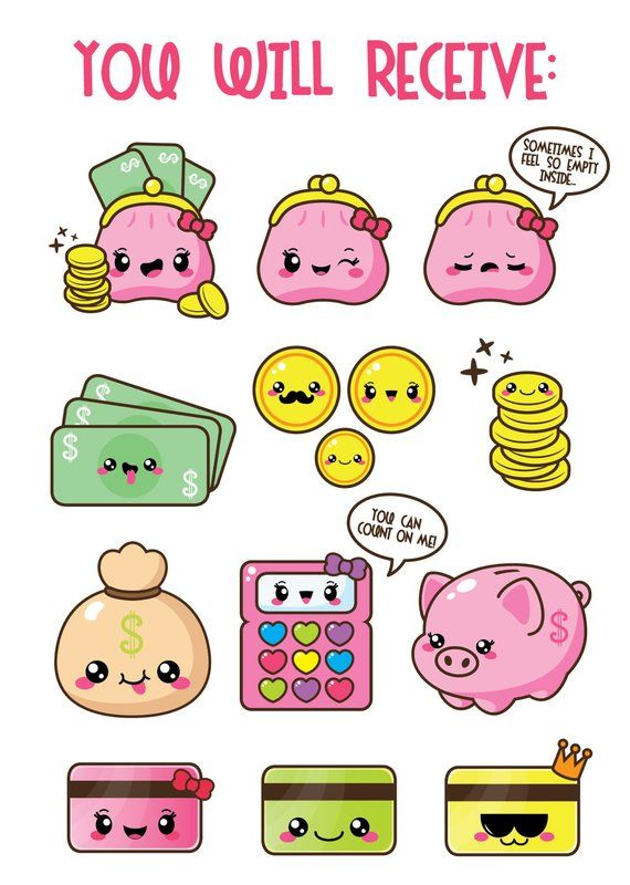 Clip Art Piggy Bank Drawing