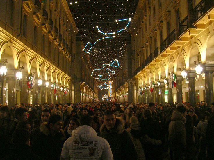 Torino, via Garibaldi