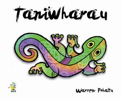 Taniwharau - Maori mythical legends (Warren Pohatu) excellent illustrations and stories for the classroom to use