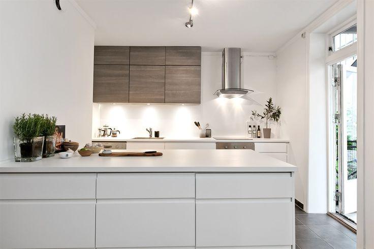 Cute modern kitchen