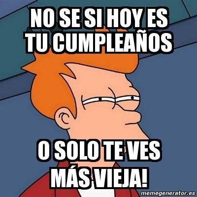 Cumpleaños meme
