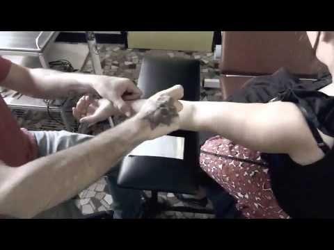air tattoo - Dolphin's tattoo
