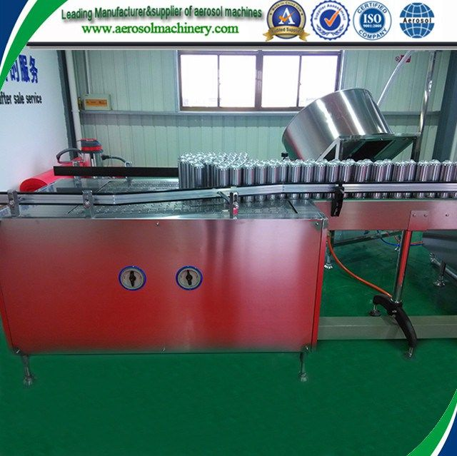 professional manufacturer fully automatic aerosol filling machine for rough texture spray paint     More: https://www.aerosolmachinery.com/sale/professional-manufacturer-fully-automatic-aerosol-filling-machine-for-rough-texture-spray-paint.html