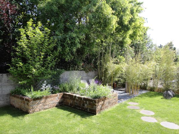 Oltre 25 fantastiche idee su progettazione di giardini su - Giardini privati progetti ...