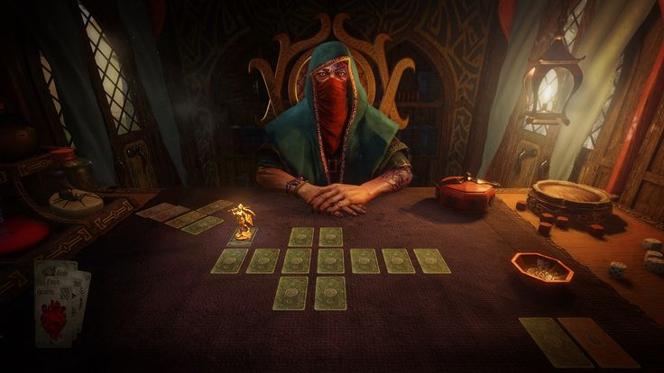 Hand of Fate 2 RPG Rogue Deck Building Hack and Slash | The Escapist