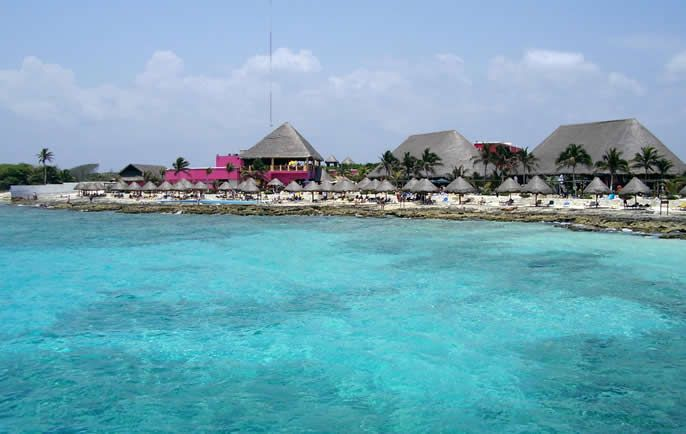 Costa Maya: if I ever run away. You may wanna start looking here first!