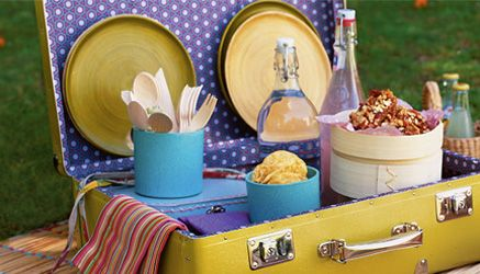 How to pack the perfect picnic | Vegetarian Times