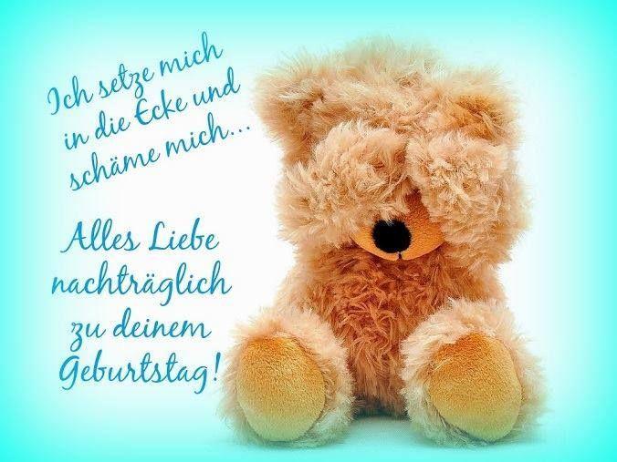 Geburtstagskarte auf Deutsch Glückwunsch zum Geburtstag