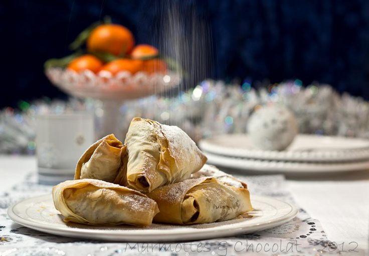 Marmottes et Chocolat: Тиквеник с гарам масала / Tikvenik pour le Réveillon de Noël