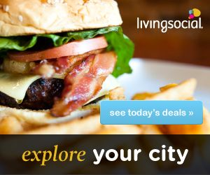 LivingSocial: 15% Off ANY Purchase! Today Only!