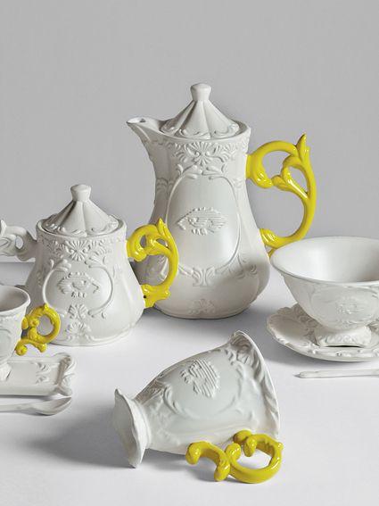 Beauty And The Beast Inspired Tea Set