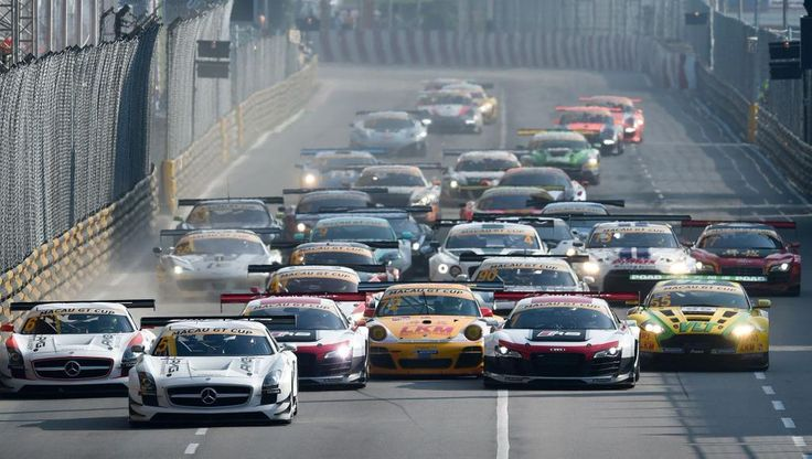 #FIA GT World Cup - #MacauGP