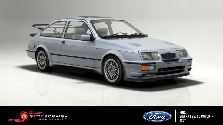 Simraceway - Ford Sierra Cosworth RS500